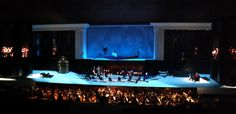 """Les contes d'Hoffmann"", J. Offenbach, Macerata Opera 2004, Regia - Scenografia - Costumi di Pier Luigi Pizzi"