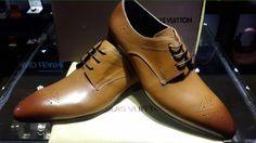 Louis Vuitton brown dress shoes on sale.. #fashion, #LouisVuitton, #shopping, #shoes,