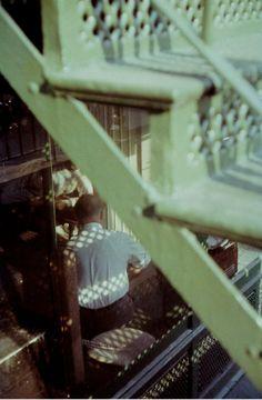Сол Лейтер (Saul Leiter): Ранний цвет