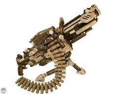 *Nerf Gun Modding Custom Nerf Guns