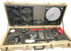 Manufacturing case built by South-Pak