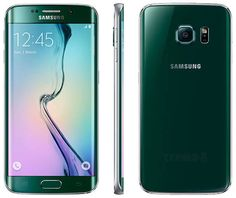 samsung galaxy s6 edge Green 32GB