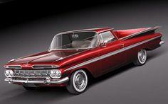 '59 Chevrolet El Camino                                                                                                                                                     More