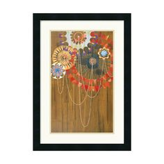 I pinned this Rosathoria Framed Print from the Bohemian Chic event at Joss and Main!