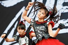 After J-Pop comes Cute Metal: how Babymetal are pioneering a new wave of sweet-demonic music