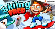 Skiing-Fred - Enter the perfect chaos of Skiing Fred! Download this exciting action-sports game on your #Android now: http://www.mobango.com/download-skiingfred-games/?track=Q106X2416&cid=1841800