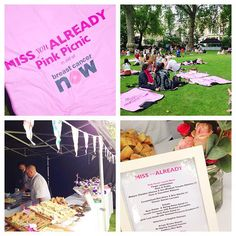 Awesome afternoon supporting @breastcancernow for #pinkpicnic #missyoualready event - love this charity which fund important research. We believe if we act now no-one will die of #breastcancer by 2050. http://ift.tt/1HJ70IK #inspiration #charity #foodieheaven #supportus #wellbeing #londonfoodie #londonfun #beatcancer #fundthecure #nutrition #lovelife #breastcancerawareness