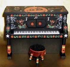 Halloween Piano