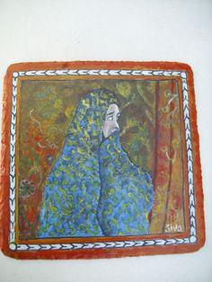 peinture d iran