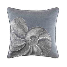 Montego Bay Throw Pillow