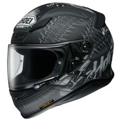 CASCO SHOEI NXR SEDUCTION TC-5 COL.NERO-GRIGIO TG.M