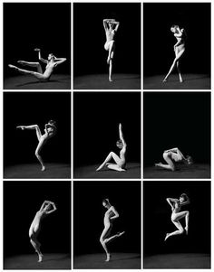 Study of Pose, by Coco Rocha 1000 model poses