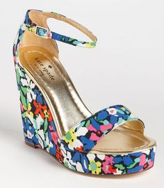 Kate Spade Dabney Wedge Sandal