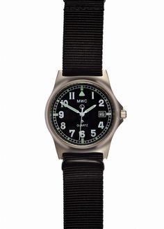 G10LM Infantry Watch on Black strap with date  Price: $95.00