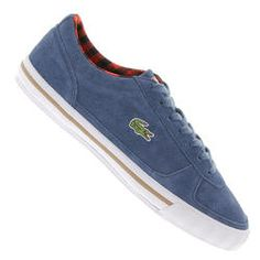 Tênis Lacoste Troyes Fld- Masculino - Azul Escuro Desconto Centauro para Tênis Lacoste Troyes Fld- Masculino - Azul Escuro por apenas R$ 259.90.