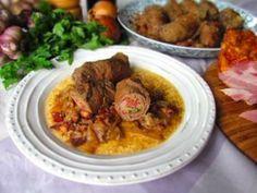 Braggjoli - Beef rolls Maltese style