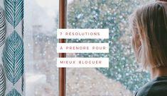 Avec la nouvelle année vient souvent des réflexions, des remises en question et des résolutions! Eh oui, ces fameuses résolutions de début d'année peuvent être très utiles dans notre vie personnelle, mais aussi en tant que blogueuses. Je vous partage donc aujourd'hui 7 résolutions pour ton blogue afin que la nouvelle année te soit favorable!