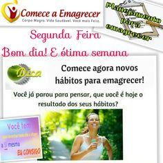#deixandoopassado#encarandoopresente#planejandoofuturo😉😉 Confira www.ebellasaudeebeleza.com