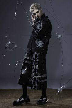 Designer Hazel Symons, Fashion Design BA (Hons) 2016