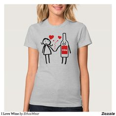 I Love Wine Shirts - 50% OFF ALL APPAREL! Ends 11-3, Midnight PST.  CODE: ADD2URCLOSET