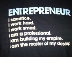 Every Entrepreneur