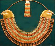 Les bijoux dans l'Egypte ancienne