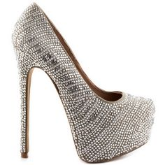 Steve Madden Women's Dyvinal P Platform Pump .  Price: $149.95 .  Click to Purchase: http://amzn.to/SUoq9V