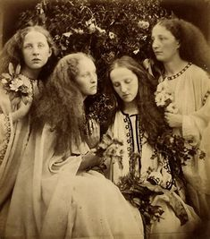 Image result for Julia Margaret Cameron Girls