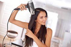 Avoid making these 9 mistakes when blow drying your hair. Avoid making these 9 mistakes when blow drying your hair. Avoid making these 9 mistakes. Medium Hair Styles, Curly Hair Styles, Natural Hair Styles, Summer Hairstyles, Diy Hairstyles, Wedding Hairstyles, Short Hair Bun, Best Hair Dryer, Blowout Hair