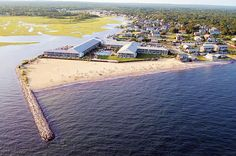 Red Jacket Beach Resort is an ideal Cape Cod oceanfront resort with exceptional service. Cape Cod Vacation Rentals, Cape Cod Beaches, Beach Cottages, Ocean Beach, Nantucket, Beach Resorts, Aerial View, Water Sports, Red