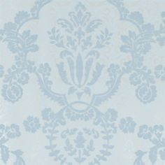 portia - delft wallpaper | Designers Guild