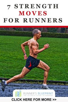 To learn more about The 7 Strength Exercises Every Runner Should Do, CLICK HERE: http://www.runnersblueprint.com/best-strength-training-exercises-for-runners/ #Running #StrengthRunning #Fitness