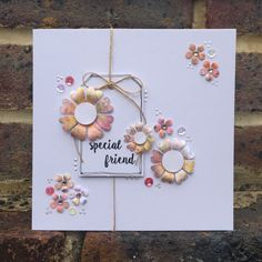 Inky backgrounds with Craftwork Cards & Julie Loves stamps