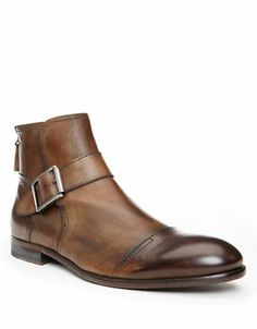 Calf Leather Ankle Boots Review Buy Now