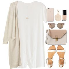 A fashion look from March 2016 by daisym0nste featuring LnA, Monki, 8, Kendra Scott, Oliver Peoples, Black Apple i Chanel