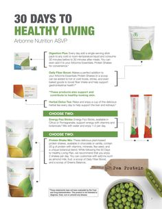 Arbonne 30 Days To Healthy Living Guide! Page 07/18   ToriKrautstrunk.Arbonne.com #Arbonne #GeniusUltra #30DaysTohealthyLiving
