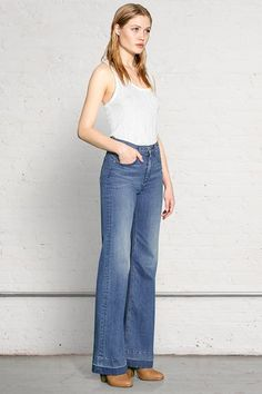 Justine Wide Leg | rag & bone