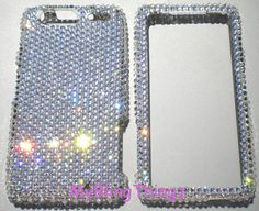 Exquisite Clear Crystal Diamond Rhinestone BLING by MyBlingThingz, $129.95
