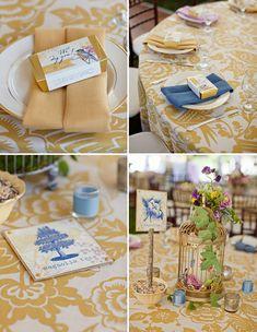 Real Wedding: Jami + Eric's Botanical Garden Wedding | Green Wedding Shoes Wedding Blog | Wedding Trends for Stylish + Creative Brides