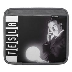 Tesla iPad Sleeve I