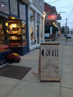 Cute shop in Newport