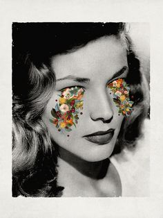 Inspiring! Enjoy the digital collage works by the Guatemalan artist Astrid Torres.