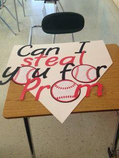 #baseball #promposal