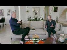 Yuval Noah Harari fala sobre animais no programa Conversa com Bial
