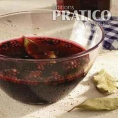 Marinade venaison - Recettes - Cuisine et nutrition - Pratico Pratique