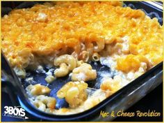 macaroni and cheese casserole - Macaroni and Cheese Recipe Revolution