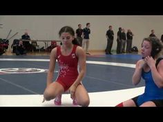 USA Wrestling Alli Ragan (USA) after getting 60 kg silver at World Championships