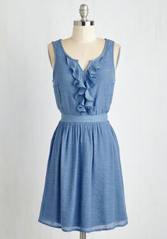 Window Shopping Chic Dress, #ModCloth