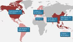 SWF investment in Technology Latin America, North America, Sovereign Wealth Fund, Investors, Asia, Europe, Technology, Poster, Tech