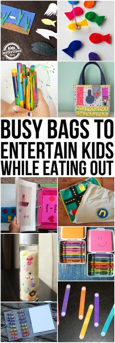 Restaurants and kids don't always mix, but with these awesome ways to keep…